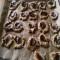 Biscuiți de casă cu semințe și magiun de prune (de la 1 an)