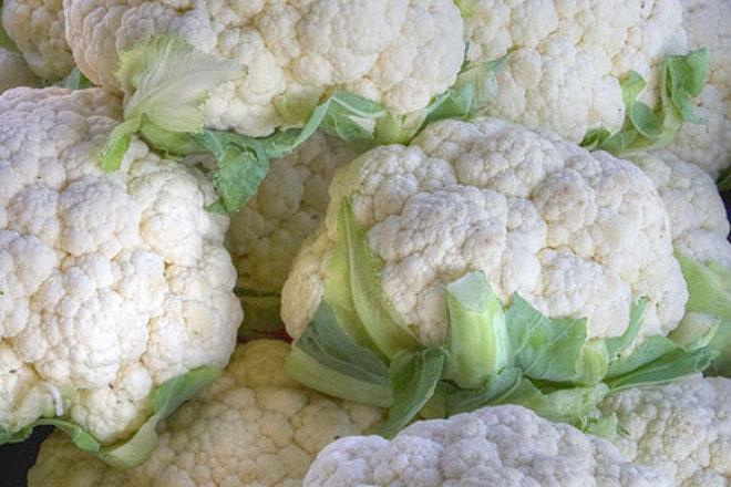 Piure de conopidă și cartof