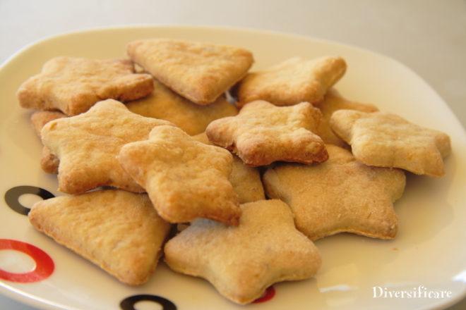 Biscuiți fragezi și gustoși