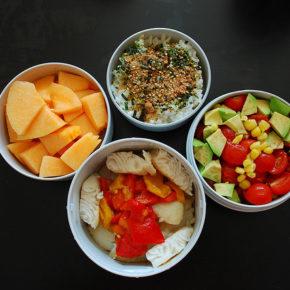 Pește cu morcov, mazăre și cartof dulce (de la 8 luni)