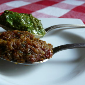 sosuri Pesto