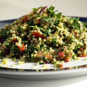 Salată Tabbouleh/Tabouli (de la 10 luni)