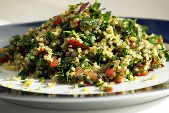 salată Tabbouleh/Tabouli