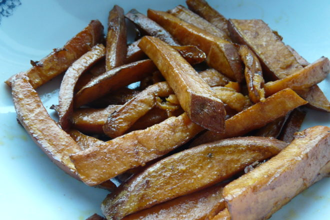cartofi dulci pai