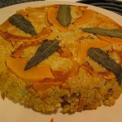 Quinoa cu mere și vanilie (de la 8 luni)