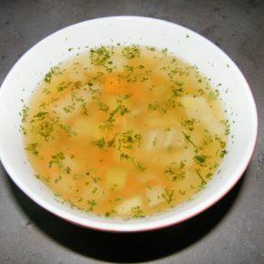 supă de fenicul