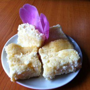 Plăcintă cu iaurt (de la 3 ani)