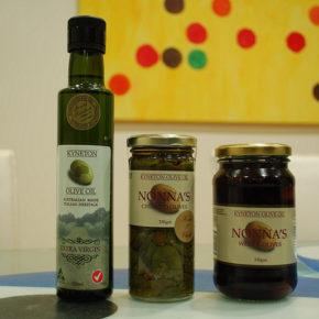 Ulei de măsline și din sâmburi de struguri pentru sănătatea copiilor