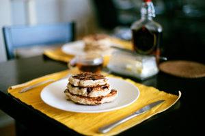 pancakes cu morcovi