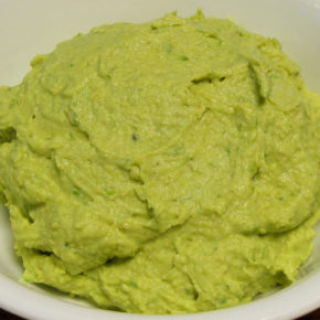 Hummus de dovlecel (de la 8 luni)