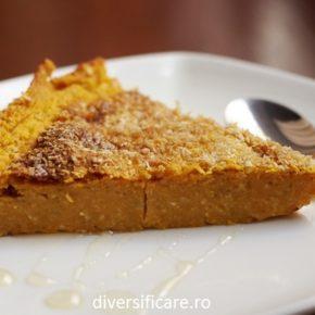Prăjitură cu dovleac (de la un an)