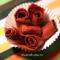 Rulouri dulci din fructe (de la 1 an)