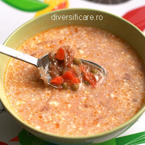 supă cu legume de iarnă