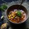 Supă marocană de linte și năut (Harira) (de la 1 an)