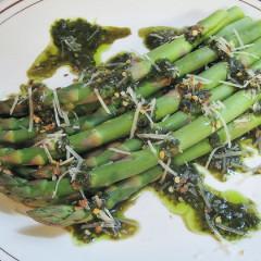 Sparanghel, leguma regală