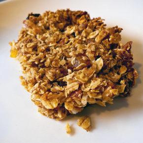 cereale/batoane granola cu nuci și semințe