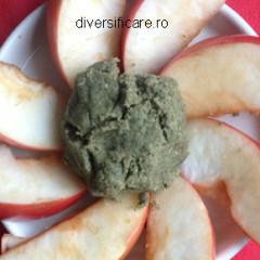 Pastă din semințe de dovleac (de la 1 an)