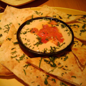 Hummus de fasole albă – fasole bătută (de la 1 an)