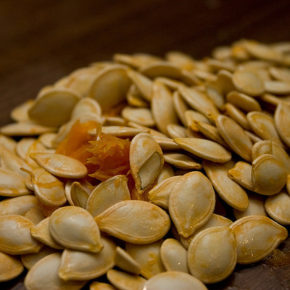 Semințe de dovleac, sursă excelentă de magneziu și zinc
