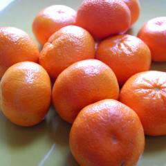 Mandarine şi clementine, cu un pas înaintea răcelii