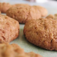 Biscuiţi cu tărâțe de ovăz (de la 1 an)