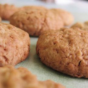 Biscuiţi cu tărâțe de ovăz (de la 8 luni)