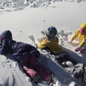 zinc pentru copii sanatosi iarna