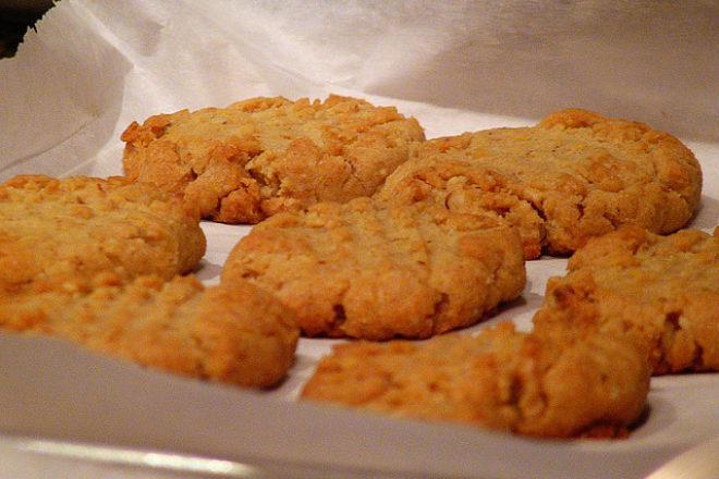 biscuiți cu tahini