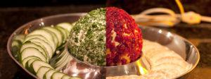 bulgărași de brânză