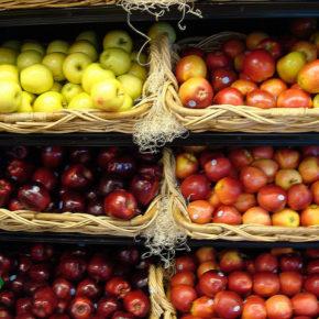 Desert simplu de mere (de la 1 an)