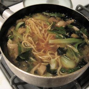 Supă de tofu (de la 2 ani)