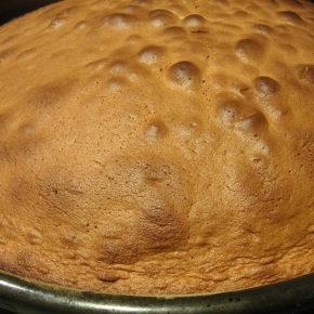 prăjitură cu portocală