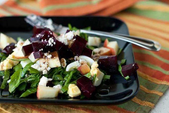 salată Mărțișor