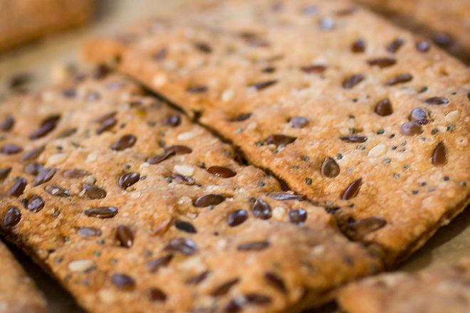 biscuiţi cu seminţe