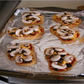 Minipizza (de la 2 ani)