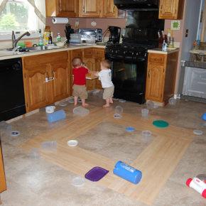 Metode ecologice de curățat bucătăria
