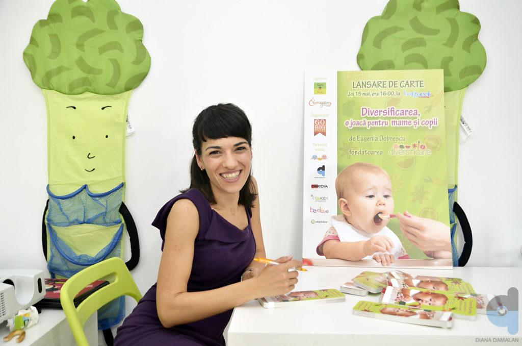Diversificarea, o joaca pentru mame si copii