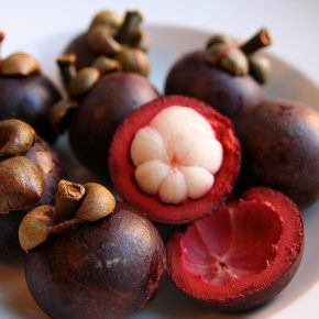 Garcinia Mangostana, regina fructelor exotice