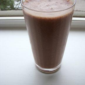 Lapte de migdale cu roşcove (de la 1 an)