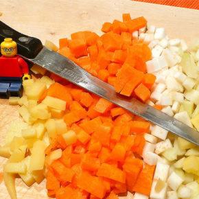 Ciorbă LEGO