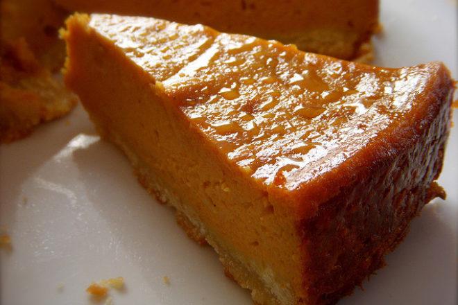 prăjitură cu dovleac