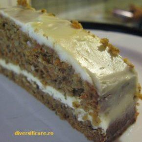 Carrot cake (de la 3 ani)