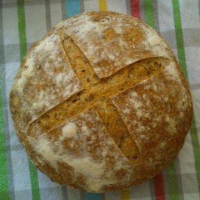 Pâine cu psyllium (de la 1 an)