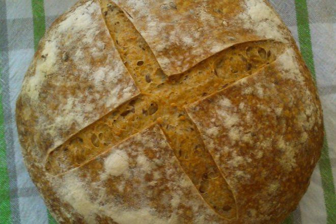 Pâine cu psyllium
