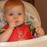Spaghete cu rucola (de la 1 an)
