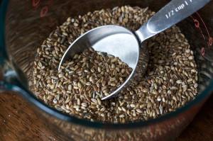 De ce inmuiem cerealele