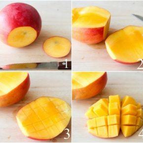 Cum să tai un mango