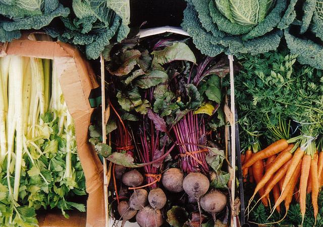 Turtite din legume