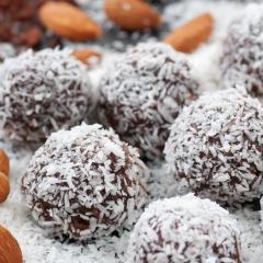 Atelier de gătit: bomboane sănătose pentru pomul de Crăciun