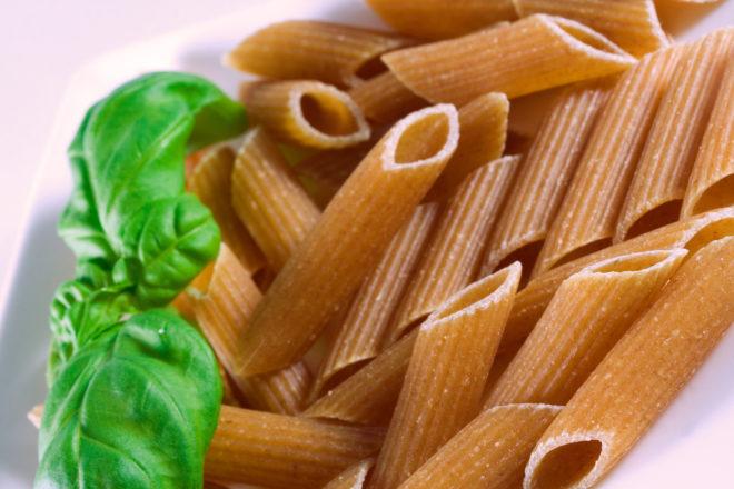 paste cu ton și legume